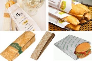 In túi giấy đựng bánh mì – Túi giấy đẹp giá rẻ