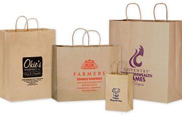 Túi giấy in logo giúp quảng bá và nhận diện thương hiệu dễ dàng hơn