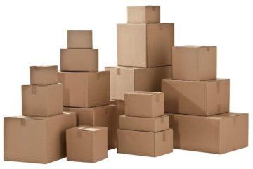 In hộp giấy gói hàng giá rẻ Hà Nội – hộp giấy gói hàng bưu điện