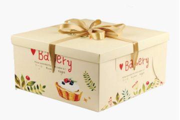In hộp đựng bánh sinh nhật – Hộp carton đựng bánh kem
