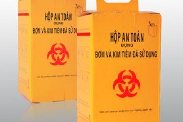 In hộp đựng thiết bị y tế đạt chuẩn giá rẻ tại Hà Nội