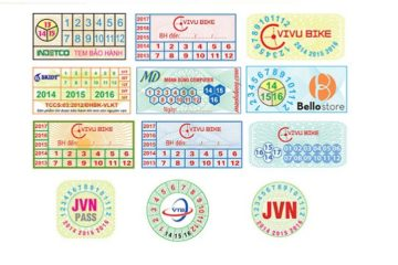 Công ty in tem bảo hành giá rẻ tại Hà Nội