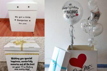 In hộp đựng quà cỡ lớn – In hộp carton đựng quà