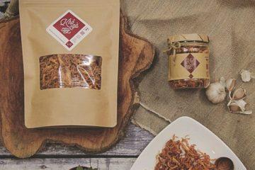 Cách in túi giấy đựng thực phẩm khô gây kích thích thị giác, vị giác