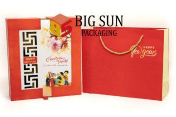 Tư vấn thiết kế hộp quà Tết đẹp miễn phí cho Doanh nghiệp