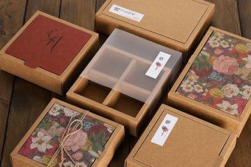 Điểm danh các mẫu hộp giấy kraft được ưa chuộng nhất