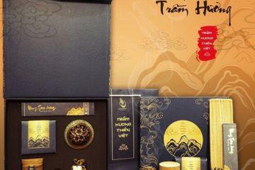 In hộp đựng hương – Gìn giữ nét đẹp truyền thống